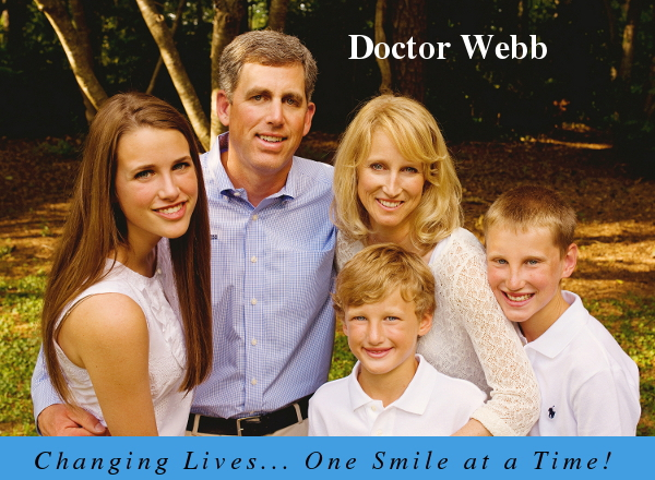 Doctor Webb's family
